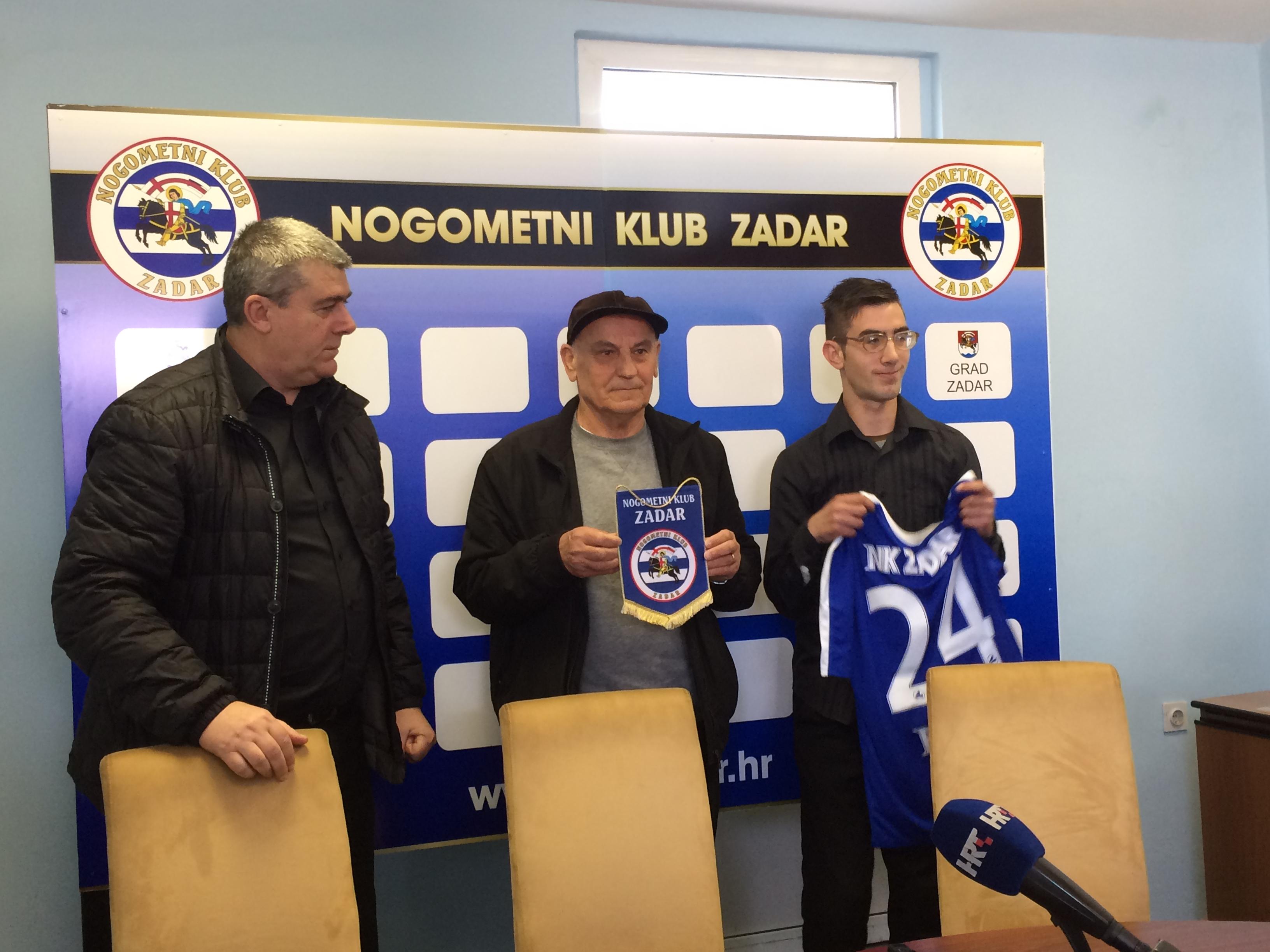 U subotu na Trgu postani član Nogometnog kluba Zadar