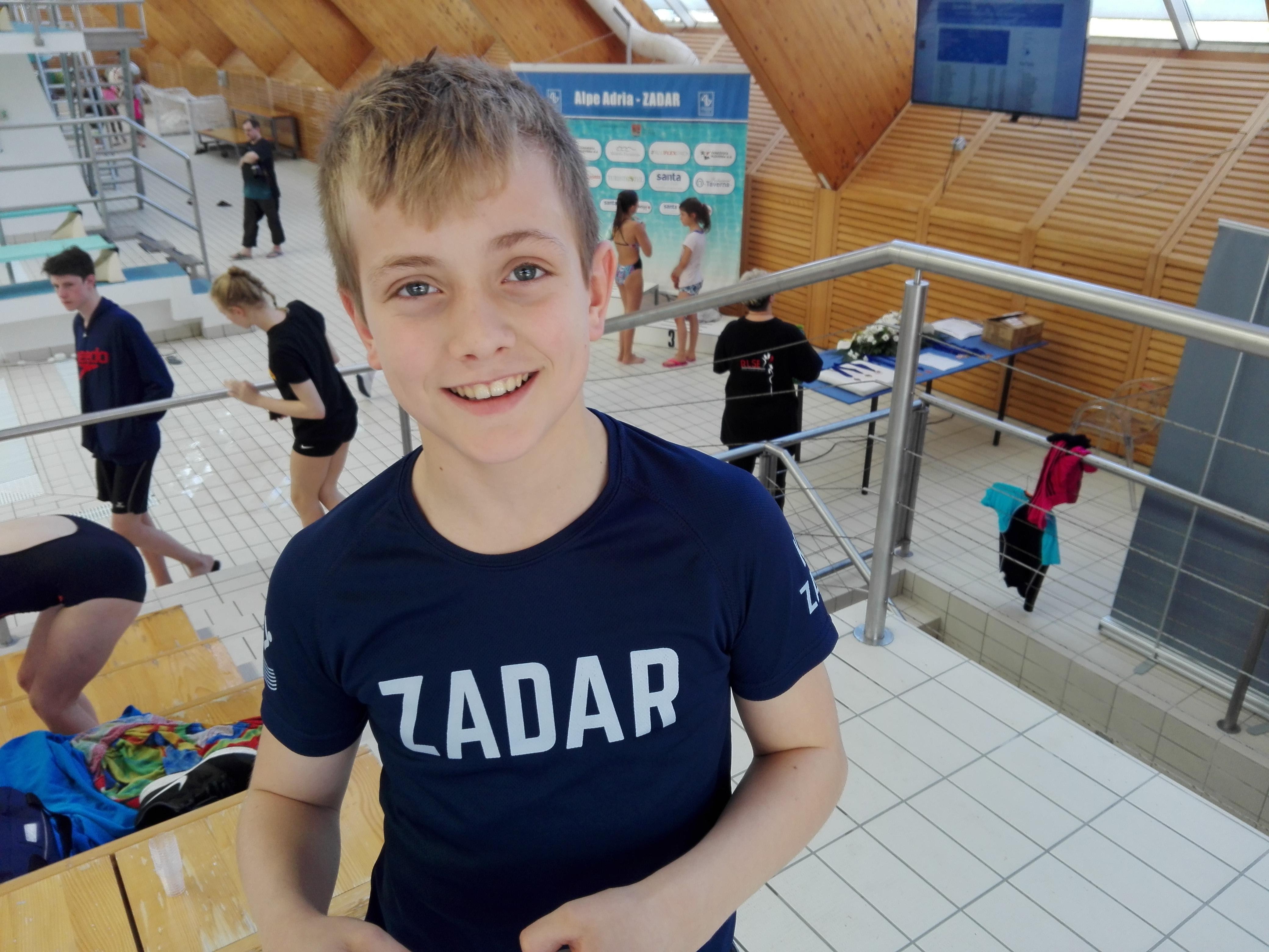 Osam zlata, tri srebra i sedam bronci skakača KSV Zadar na državnom prvenstvu