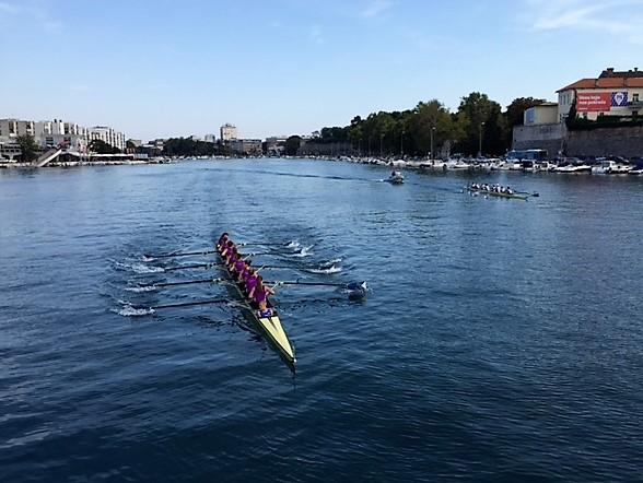 VI. Jadranov veslački dvoboj ispunio očekivanja organizatora i gledatelja!