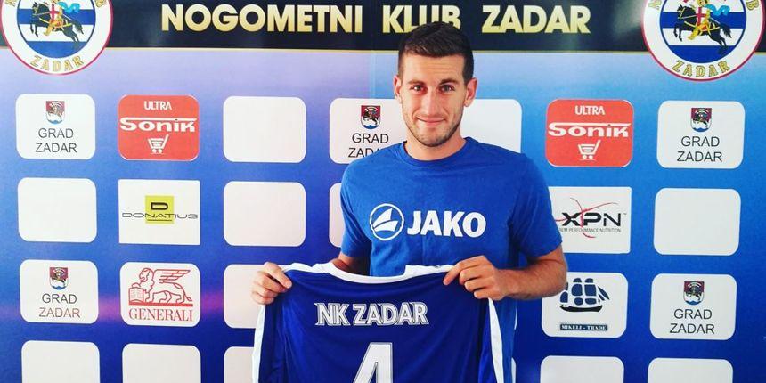 Nakon Jerbića u NK Zadar se vratio i Ante Sarić