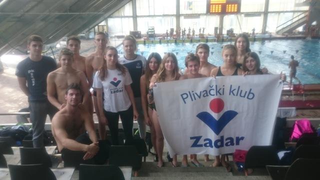 PK Zadar: 11 odličja s prvog ovogodišnjeg Grand prix natjecanja