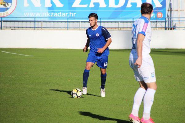 Hajduk II na Stanovima bolji od nogometaša Zadra