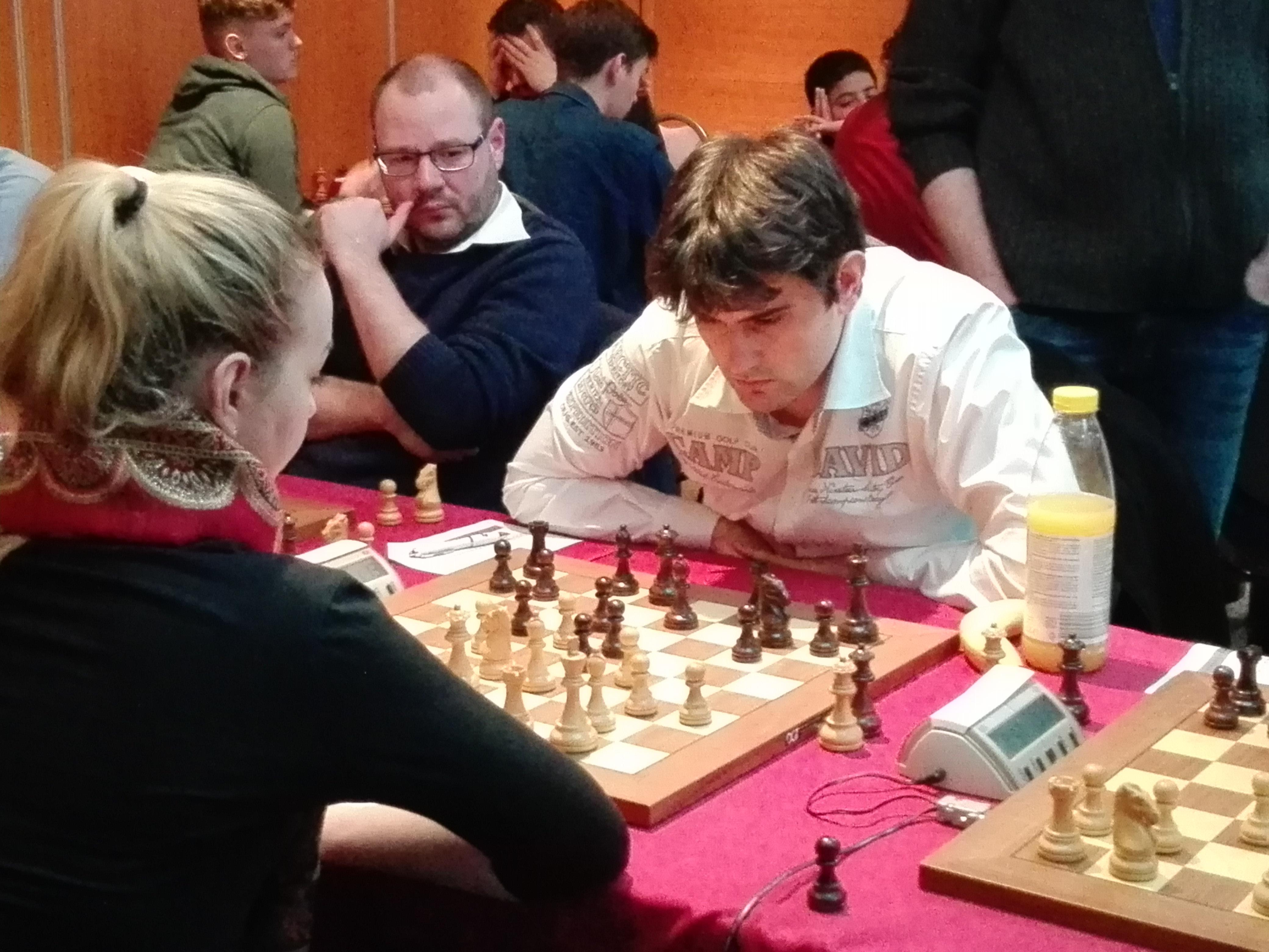 Šah: Pobjeda Hrvatske remi Saše Martinovića