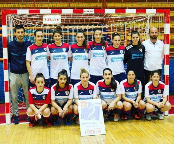 Super Chicksice u O. Š. Zadarski otoci na Bilom brigu kreću po Final Four 1. HMNLŽ!