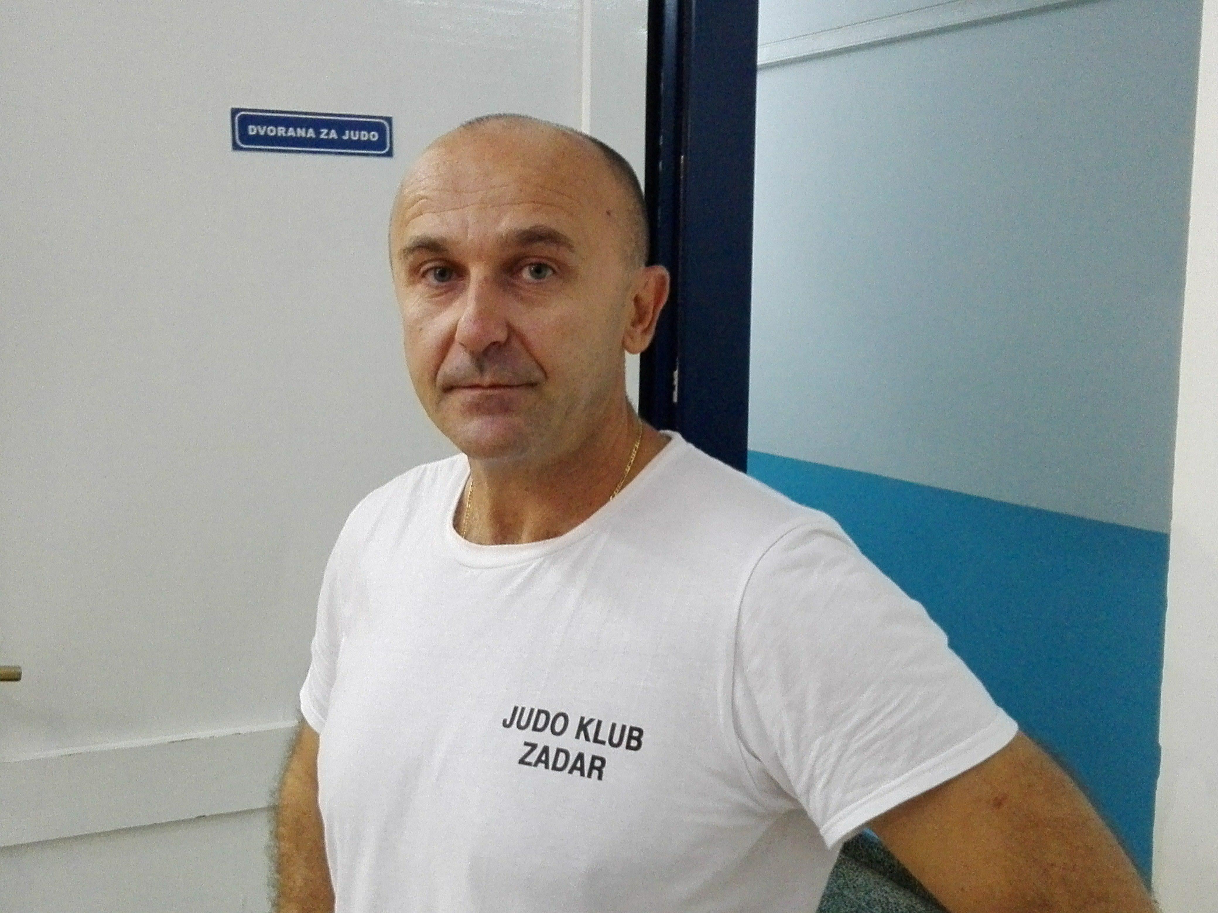 A. Zanki iz Judo kluba Zadar: Moto kluba je stvaranje društveno korisne osobe i mislim da u tome i uspijevamo