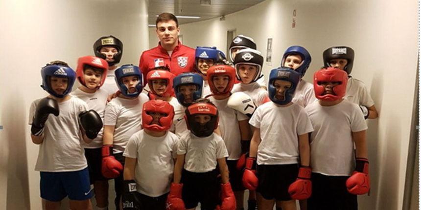 """BK """"Ares"""" organizira prezentaciju škole boksa u dječjem vrtiću"""