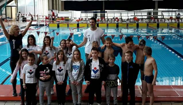 PK Zadar: Individualna i štafetna bronca- Regionalno prvenstvo Hrvatske za početnike