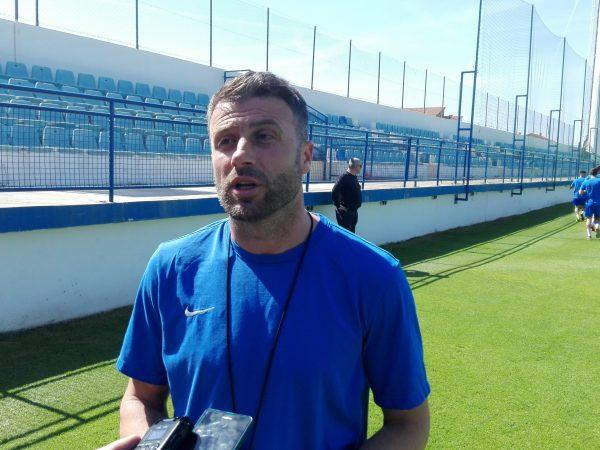 Blatnjakov debi na klupi NK Zadar danas protiv Hrvaca na Stanovima