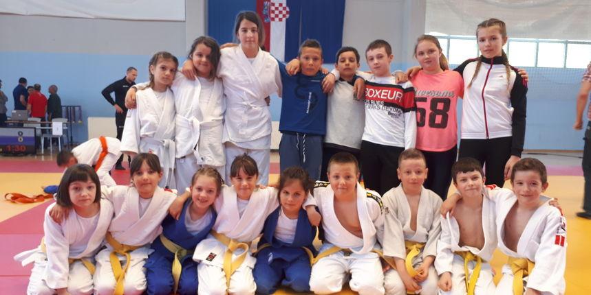 Jedanaest medalja predstavnika Judo kluba Zadar u Makarskoj