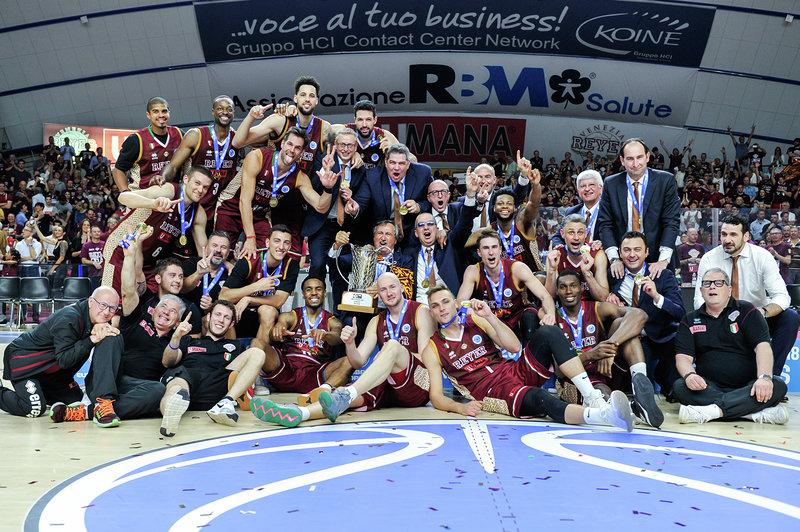 Hrvoje Perić predvodio Umana Reyer Venezia do naslova pobjednika FIBA EuroCupa!