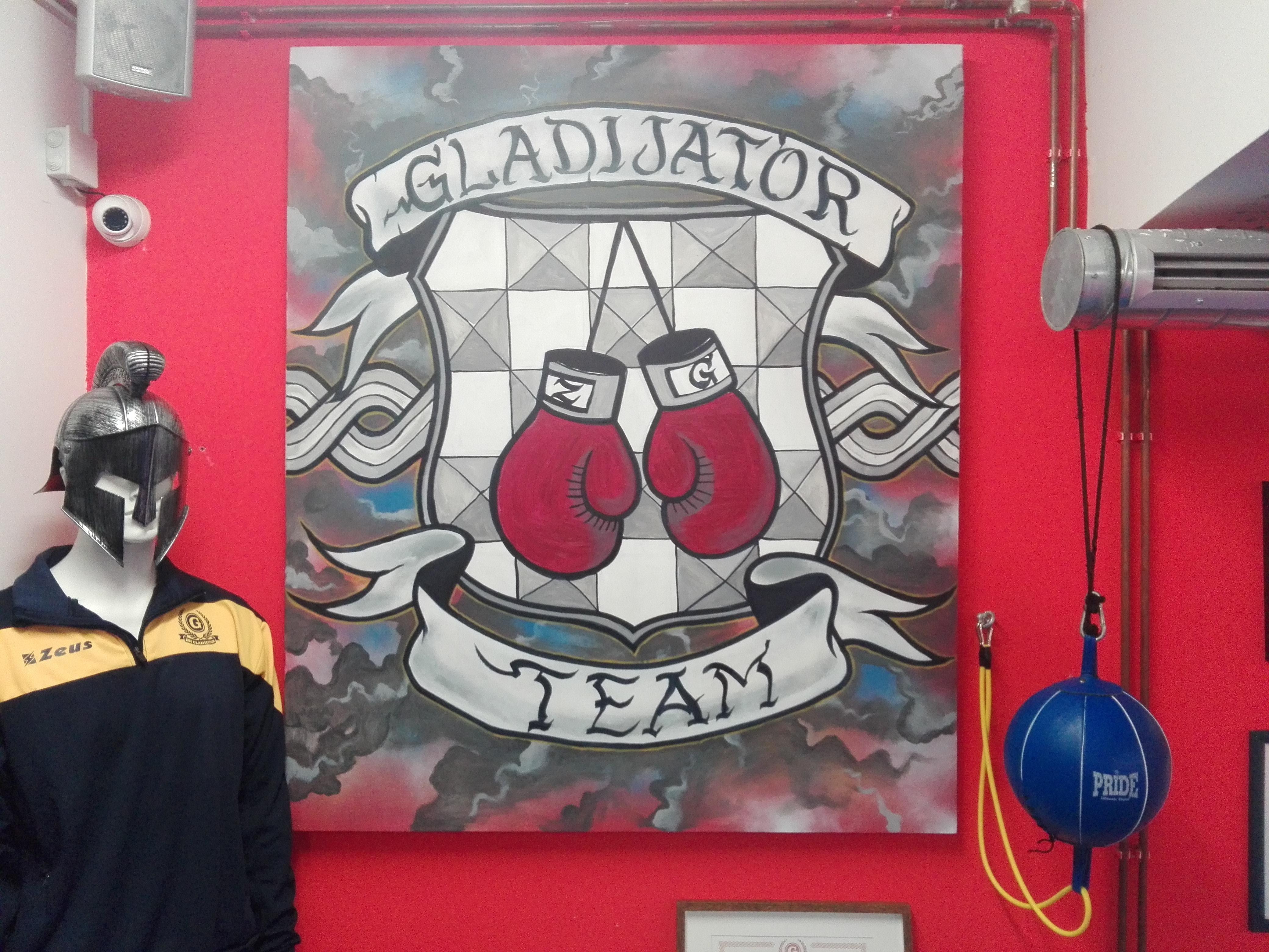 Posjetili smo BK Gladijator Tonija Filipija