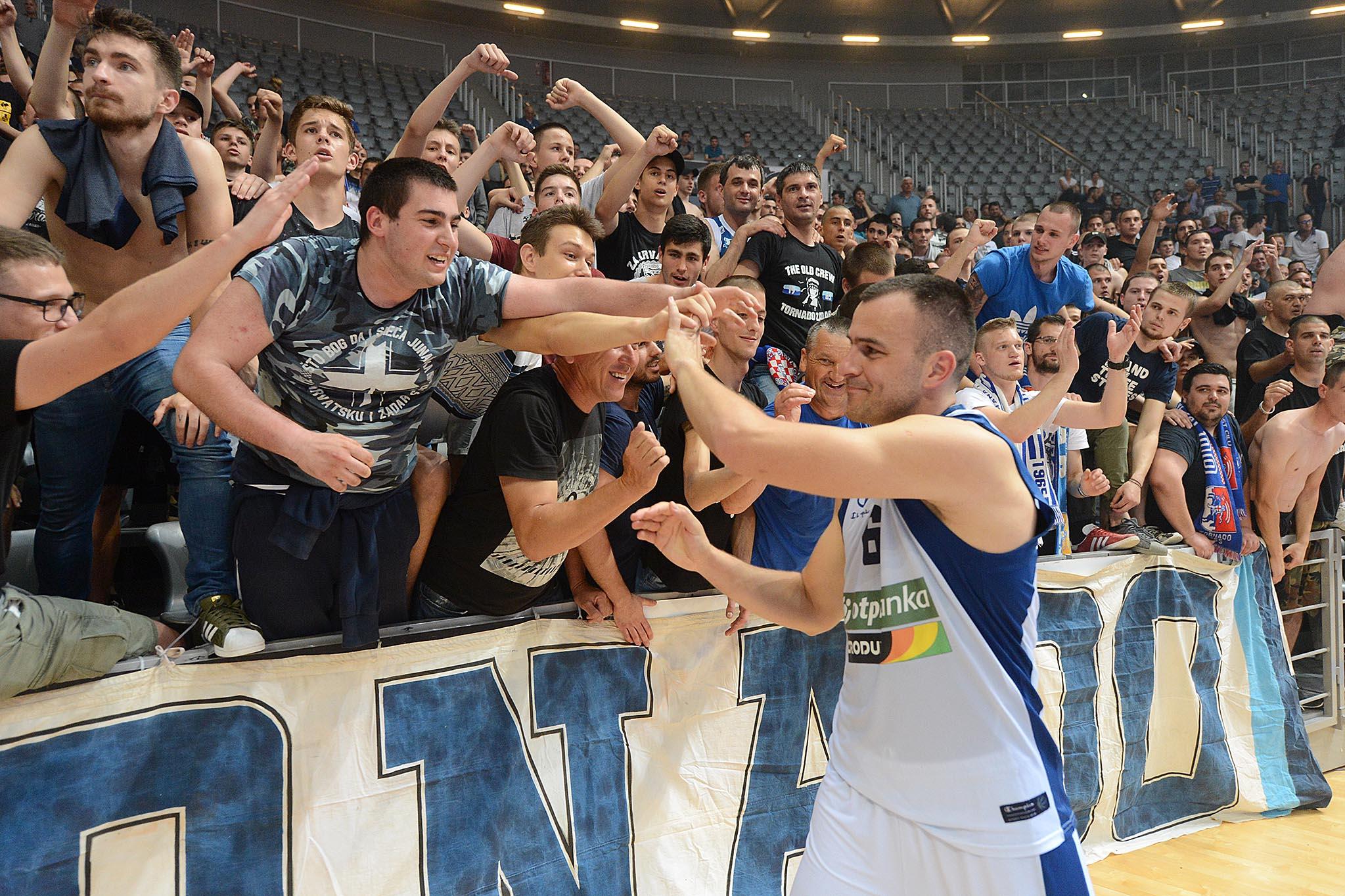 Postoji li ikakva vizija u KK Zadar ili je i dalje sve stihijski?