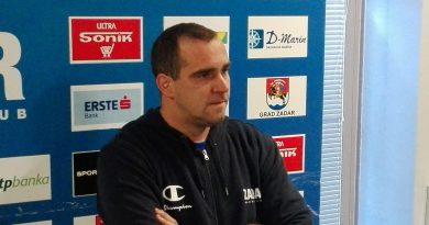 """B. Longin, sportski direktor KK Zadar: """"Kroz desetak dana znat će se puno više, ostajem li ja i stručni stožer"""""""