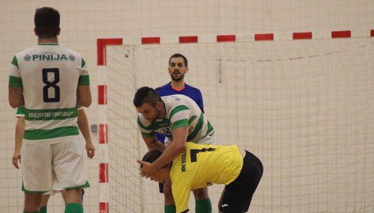 Futsal Zadar: Osvrt na 2. kolo 3.ŽMNL