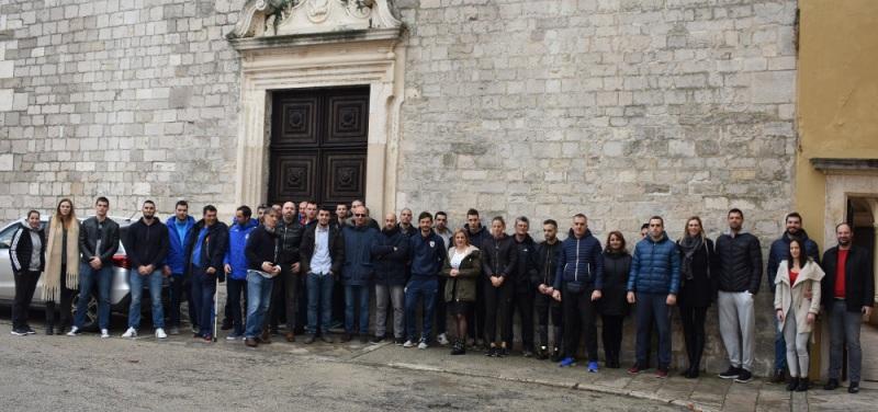 Zadarski sportaši ponovno pokazali veliko srce