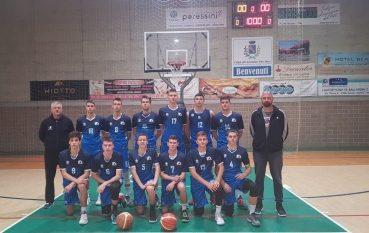 Drugo mjesto juniora KK Zadar u Italiji