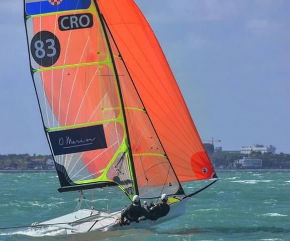 SK Miami: Fantele na trećem mjestu nakon prvog dana