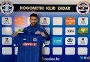 Filip Žderić novi je igrač NK Zadar