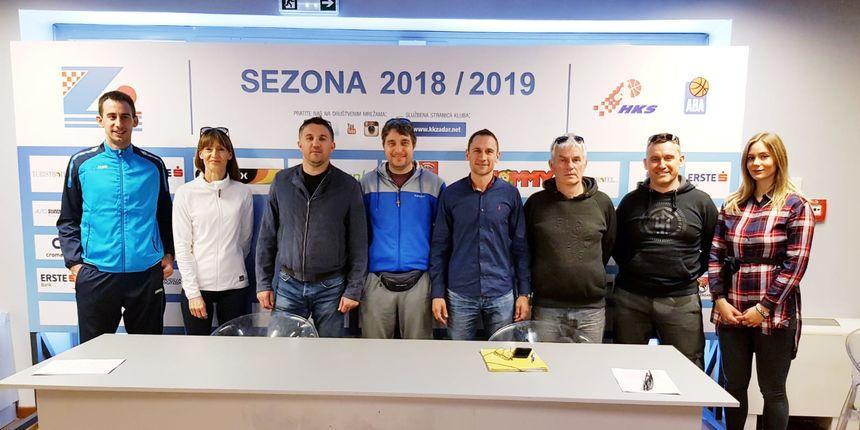 Održana redovna skupština Dalmatinske lige
