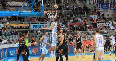 Uvjerljivo slavlje košarkaša Zadra protiv Alkara