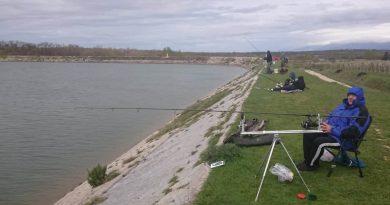 Održano ribolovno natjecanje osoba s invaliditetom na jezeru Vlačine!