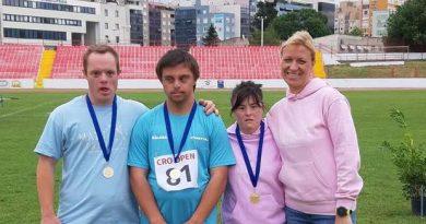 Lucija Mijolović, Filip Kulonja i Ivica Vidulić izborili norme za EP u atletici za osobe s intelektualnim poteškoćama