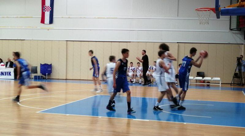 Pretkadeti KK Zadar za treće mjesto na PH igrat će protiv Stoje
