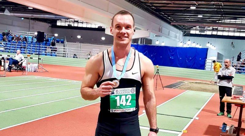 Marin Jurjević drugi u državi na 110 metara prepone
