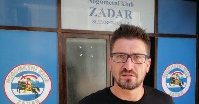 """M. Pinčić, trener NK Zadar: """"Razvili smo jedan sustav igre za koji vjerujem da će u doglednoj budućnosti dati jedan pravi rezultat"""""""