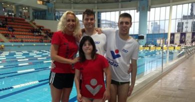 """PK Zadar: 6 odličja s međunarodnog natjecanja u plivanju za osobe s invaliditetom """"U vodi smo svi jednaki"""""""