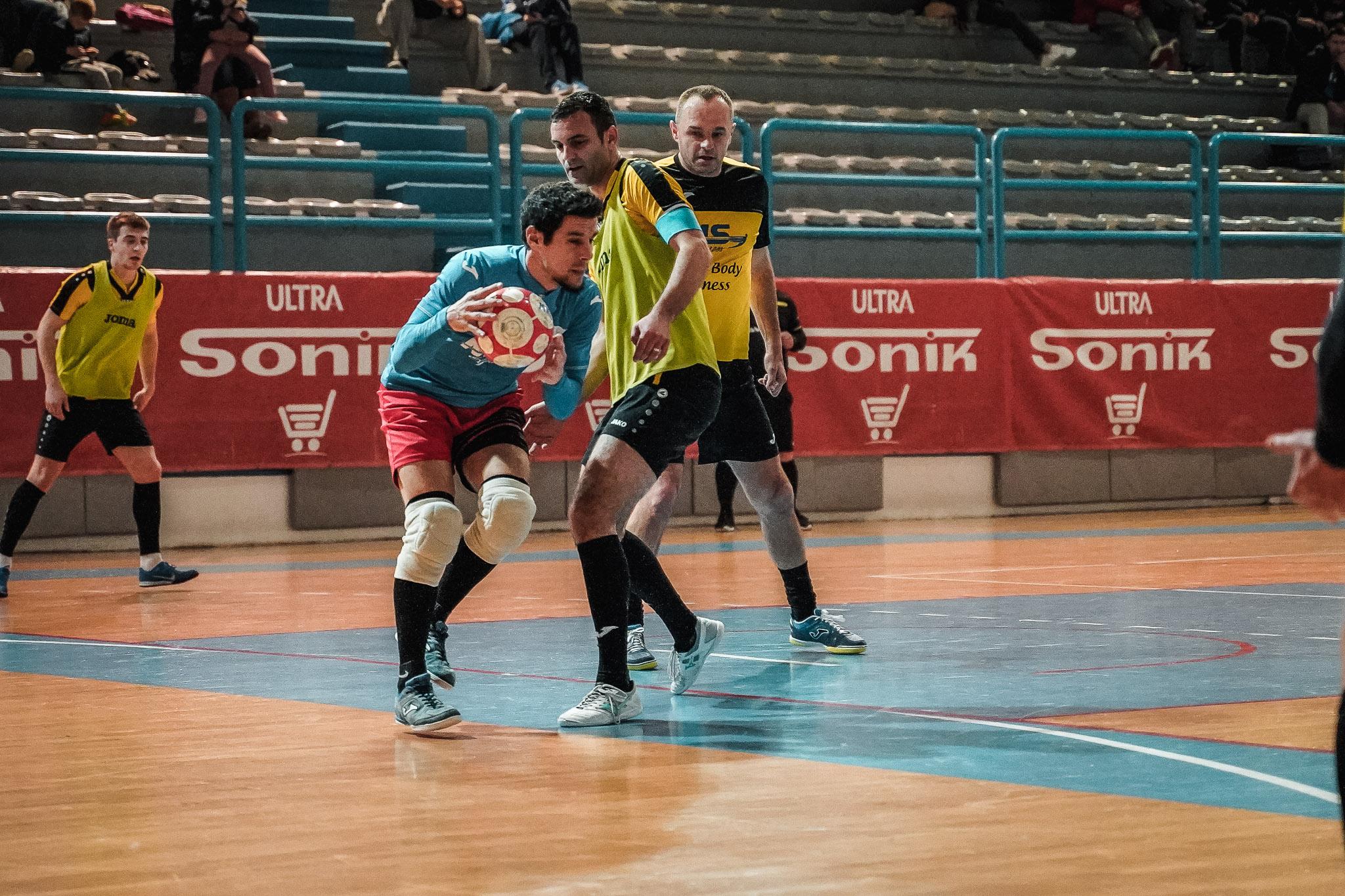 2. ŽMNL: Šarmerska Serie B je tu, sjednite i uživajte