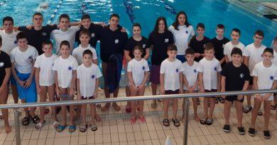 Deset plivača Jadere među najuspješnijima u svojim kategorijama u ligi Šibenik – Zadar