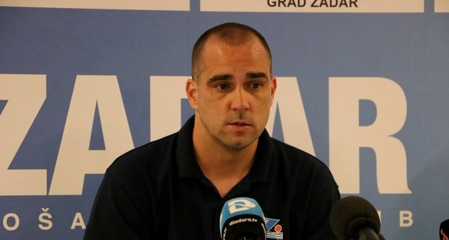 "B. Longin, sportski direktor KK Zadar: ""Sami smo krivi što nam se opet ponavlja lanjska sezona i borba za ostankom u ligi"""