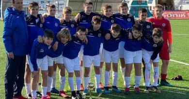 Mlađi pioniri NK Zadar slavili u Sutomišćici u finalu protiv  Sv. Mihovila