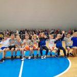S treninzima  nastavljaju i najmlađi polaznici Škole košarke Zadar