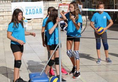 Škola odbojke OK Zadar otvorena je za sve članove