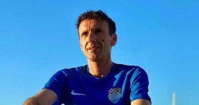 Alen Glavić  novi je član stručnog stožera NK Zadarnova!