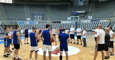 Košarkaši Zadra u dvorani Krešimira Ćosića krenuli s pripremama za novu sezonu