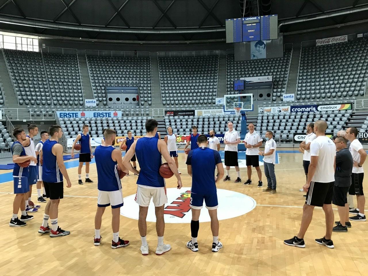 Košarkaši Zadra odradili kažnjenički trening u 6 ujutro, novčanih kazni (još) nema