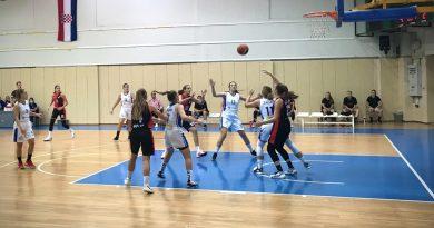 Zbog korone odgođena utakmica košarkašica Zadra i Raguse