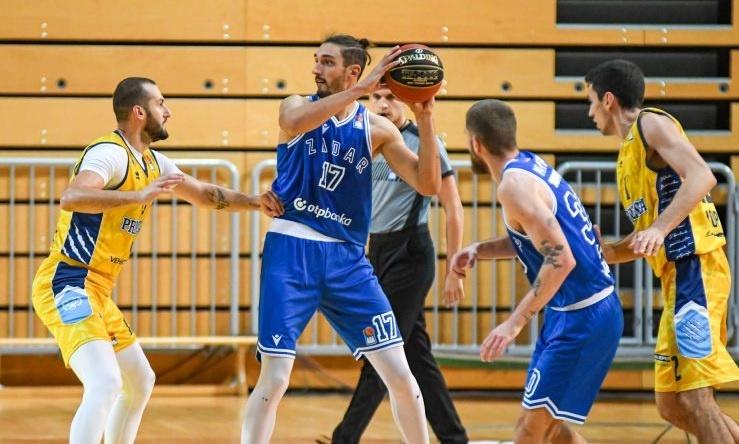 Mavra i Vuković povukli Zadar do pobjede protiv skromne Primorske