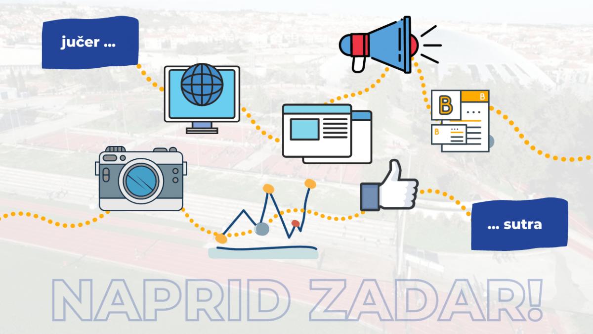NAPRID ZADAR – Marketing i digitalizacija zadarskog sporta