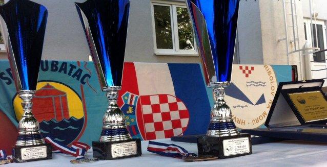 ŠRD Zubatac najbolja udruga i županijski savez ove godine