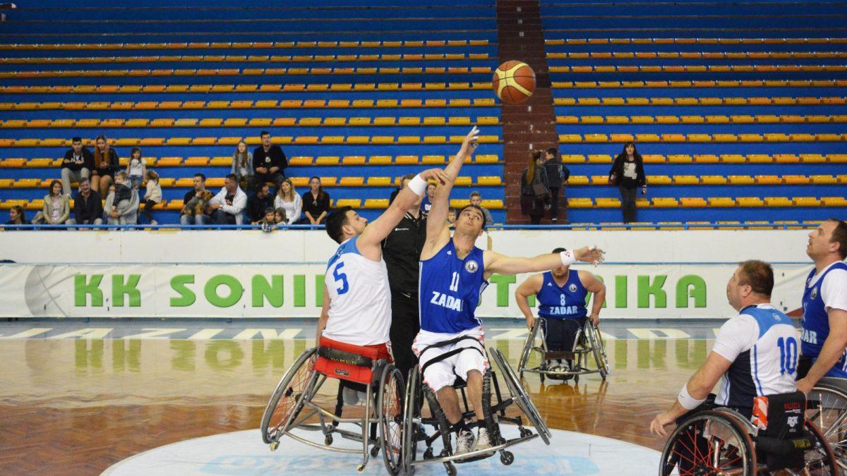 """""""UBACI I TI"""" Košarkaši u kolicima prikupljaju sredstva za uključivanje djece u sport"""