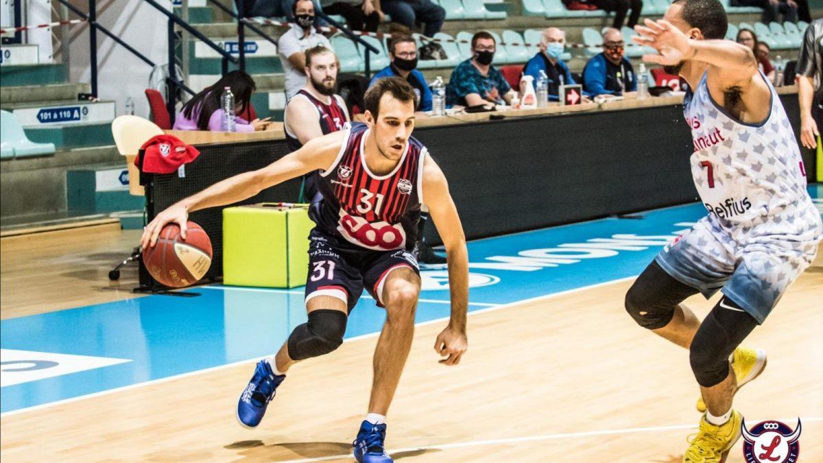 """Lovre Bašić: """"Nadam se dobroj sezoni u Belgiji"""""""