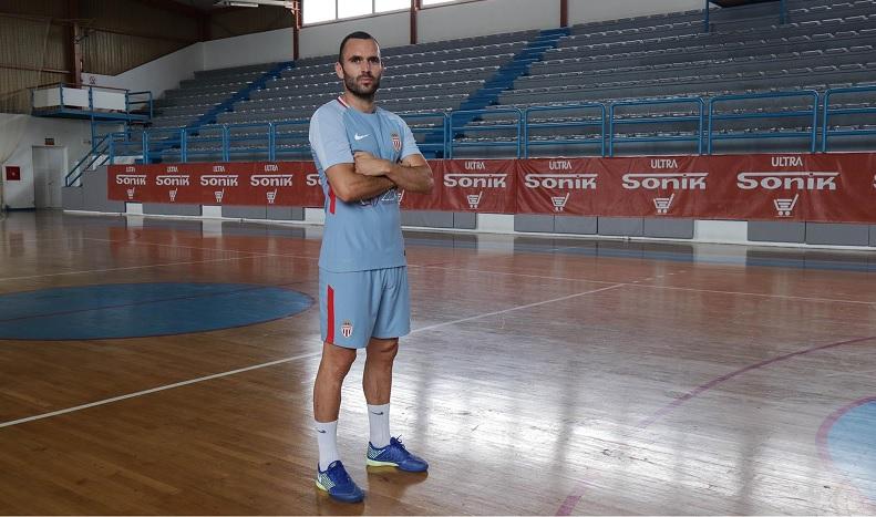"""Ivan Čurjurić: """"Uživam u futsalu, ali prioritet mi je povratak na zeleni teren"""""""