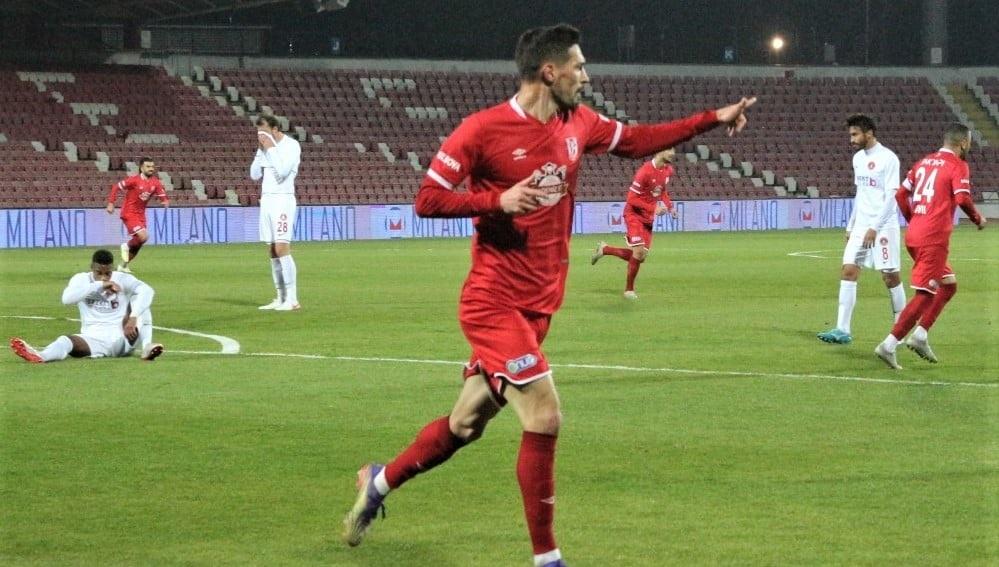 """Antonio Mršić: """"Uživam igrati u Turskoj pred navijačima koji obožavaju nogomet"""""""