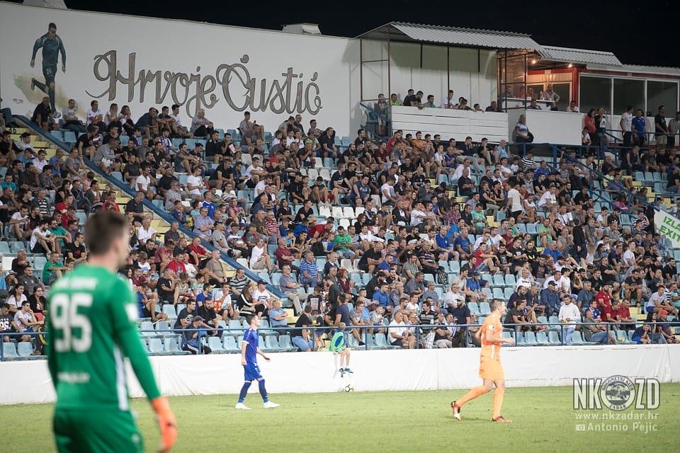 Otvoren stečaj nad Nogometnim klubom Zadar