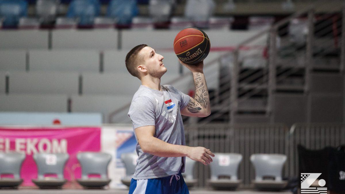 "Antonio Jordano: ""Veselim se prvoj utakmici za Zadar i očekujem plasman na završni turnir Kupa"""