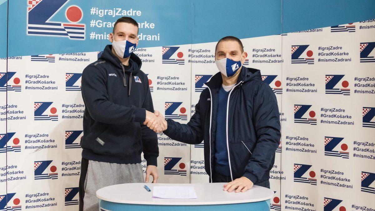 """ČETVEROGODIŠNJI UGOVOR Antonio Jordano: """"Baš sam htio doći u Zadar"""""""